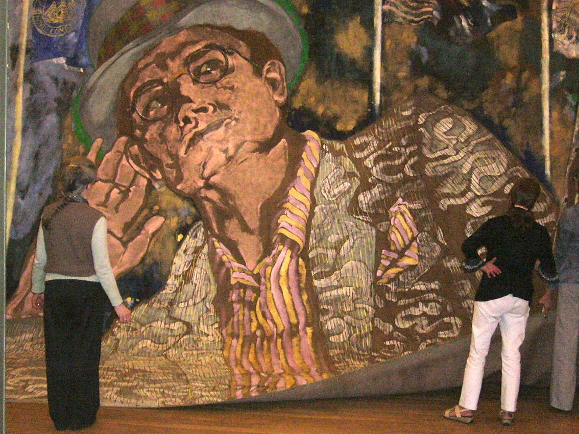 Le Peintre Anonyme courtesy le musée Denon, Chalon-sur-Saône