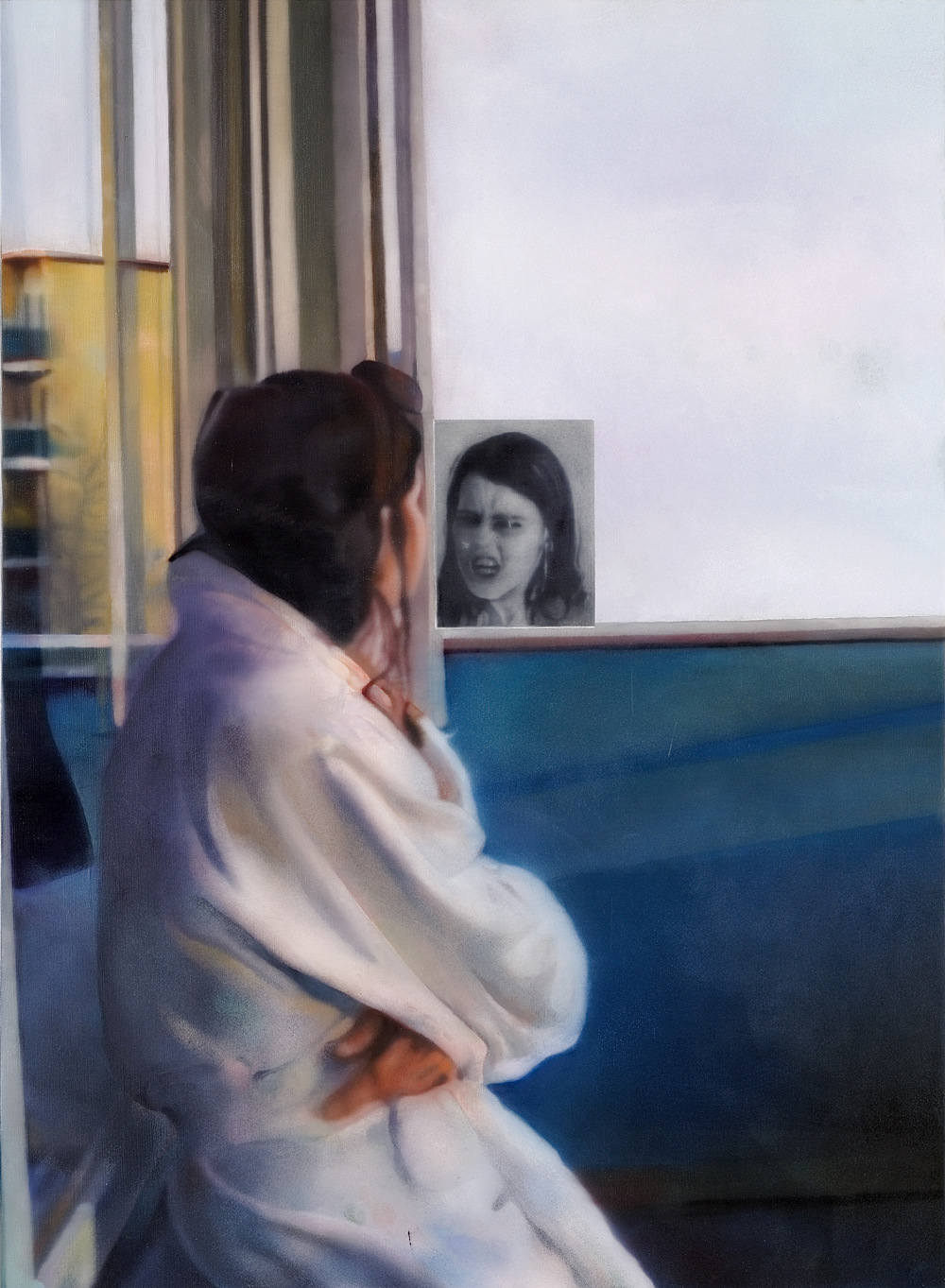 Untitled (on the balcony)