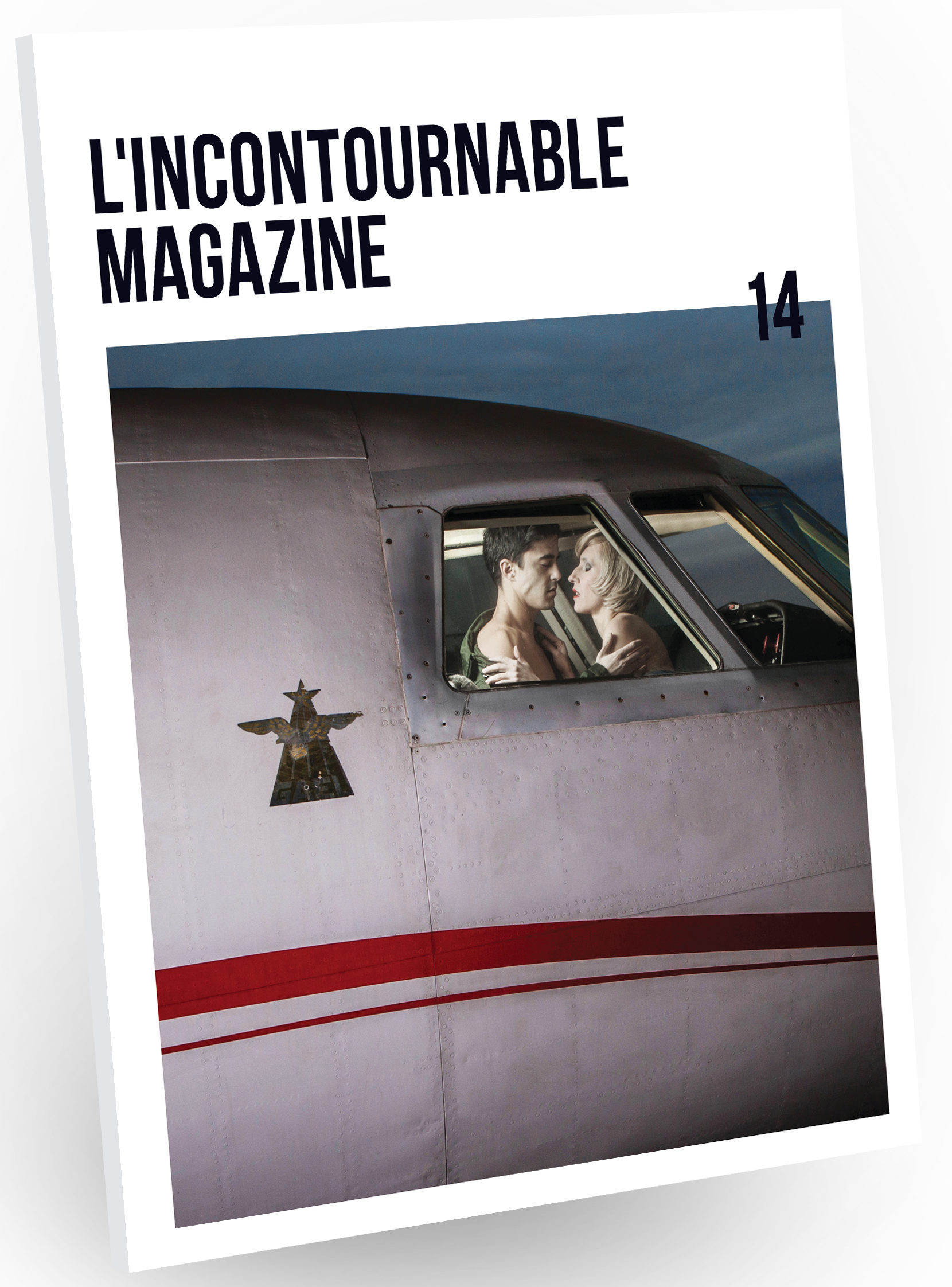 L'incontournable Magazine, photo Cédric Roulliat