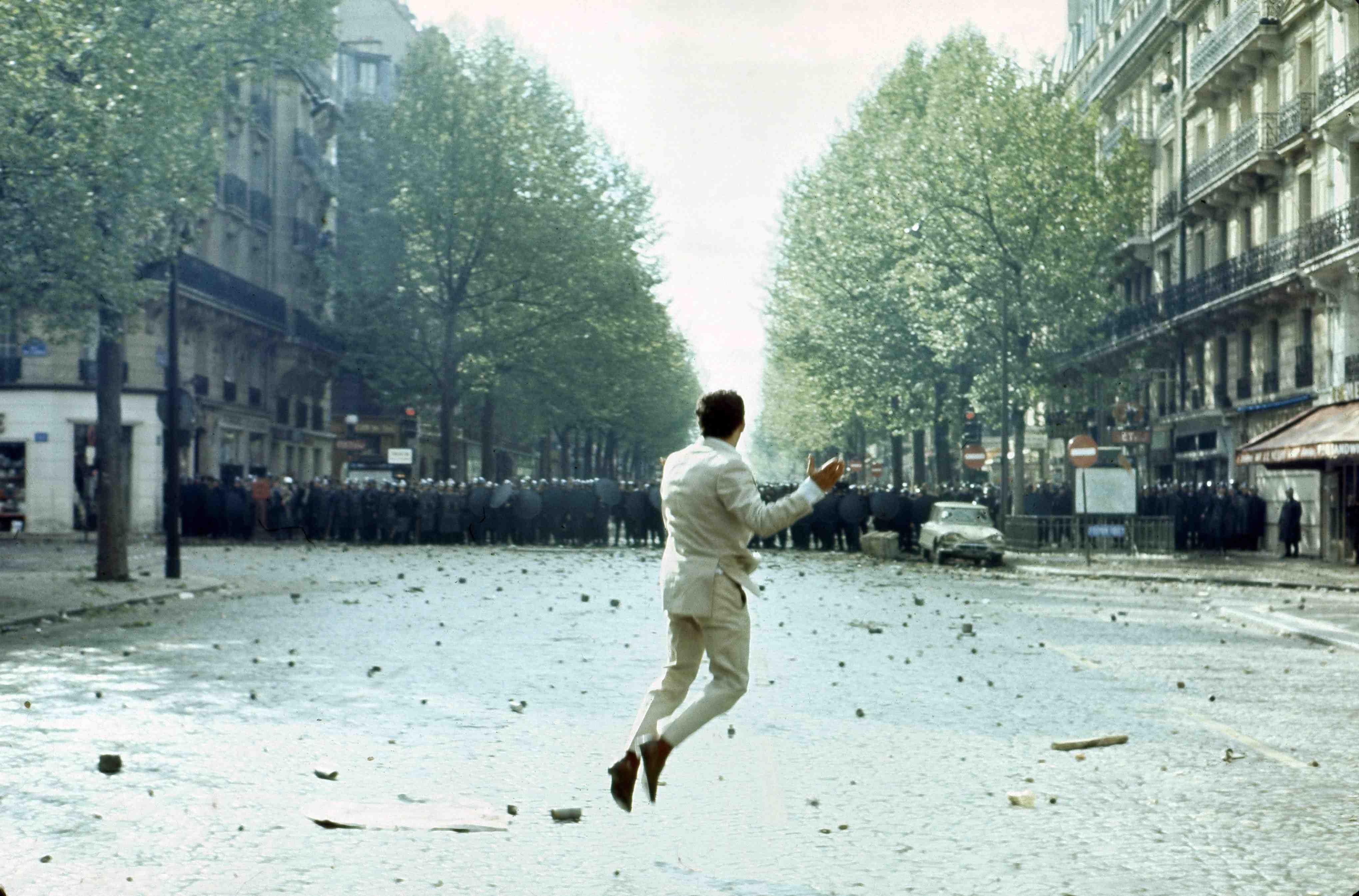 Georges Melet, archive Paris Match