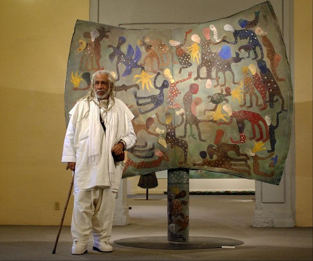 Manuel Mendive courtesy musée José Luis Cuevas