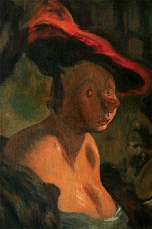 Carlos Nine, courtesy galerie Champaka et éditions Les Rêveurs