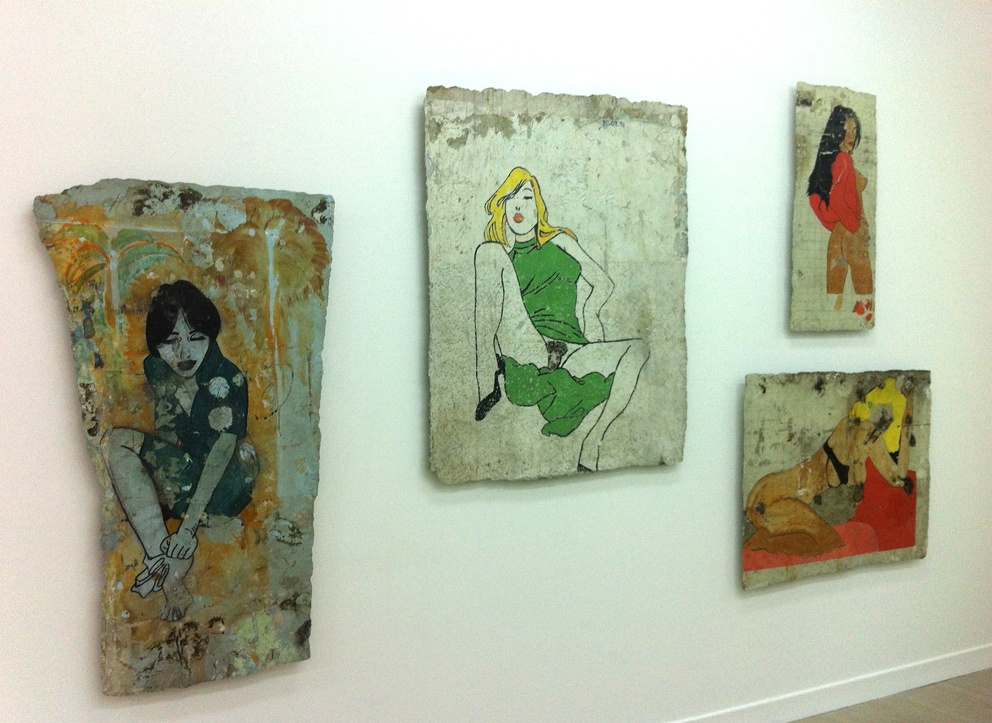marie riquet artiste peintre bordeaux
