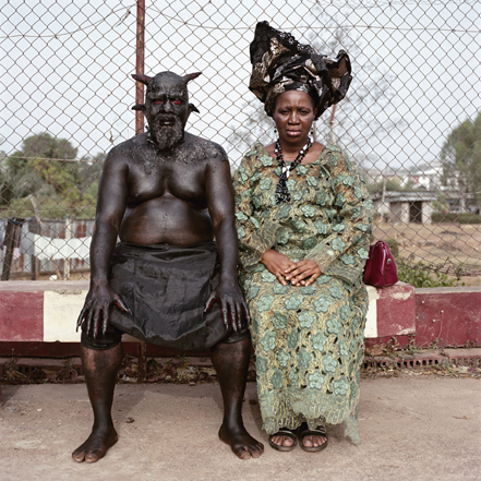 Pieter Hugo | Nollywood. Chris Nkulo @and Patience Umeh. Enugu, Nigeria | 2008