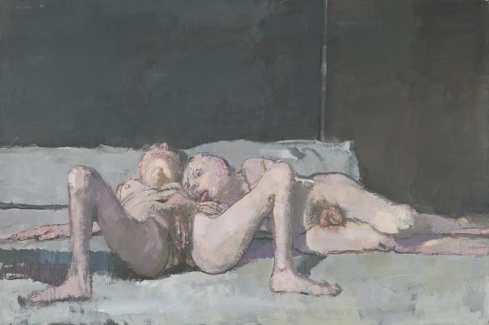 Jean Rustin/Fondation Jean Rustin
