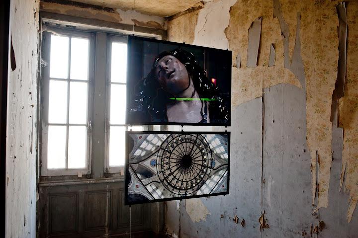 Sarkis, photo Lionel Hannoun courtesy Domaine de Chaumont sur Loire