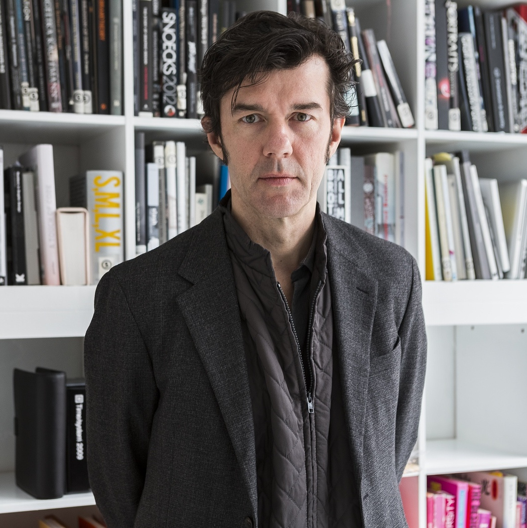 Stefan Sagmeister, photo Marco Scozzaro courtesy Sagmeister & Walsh
