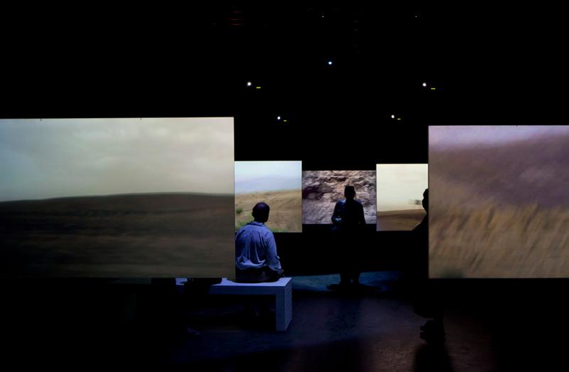 Chantal Akerman, photo Alessandra Chemollo, courtesy La Biennale di Venezia