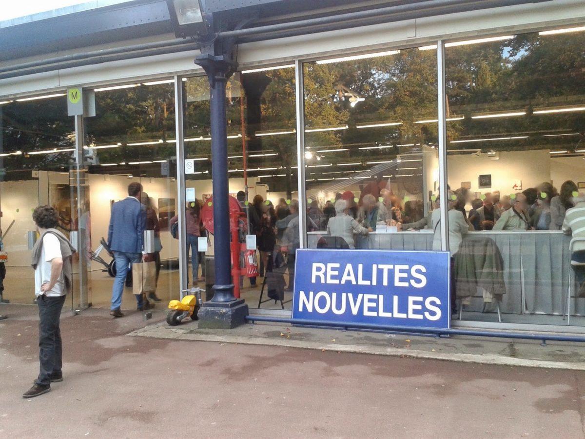Courtesy Salon Réalités Nouvelles