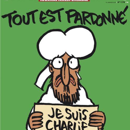 Luz, Charlie Hebdo