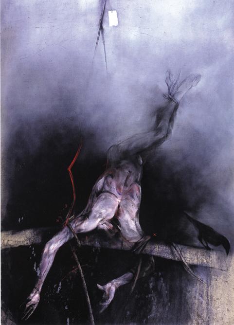 V. Velickovic, photo Zanko Vijatovic, courtesy Lucien Schweitzer Galerie d'art