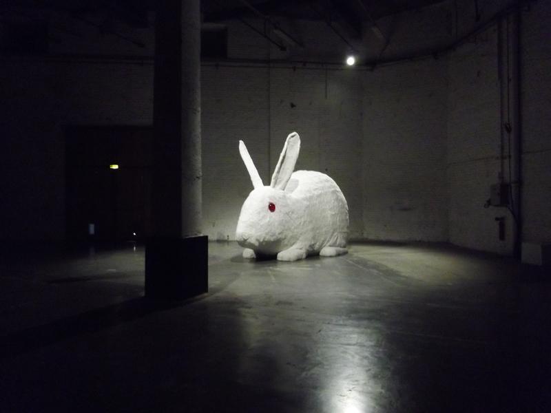 Great Stuffed Rabbit