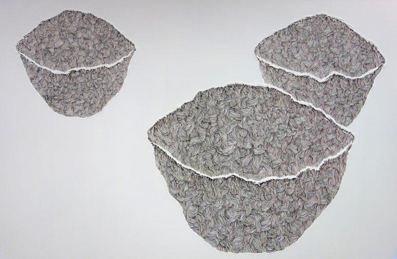 Sans titre, Afloat, Peter Kim, 2015.
