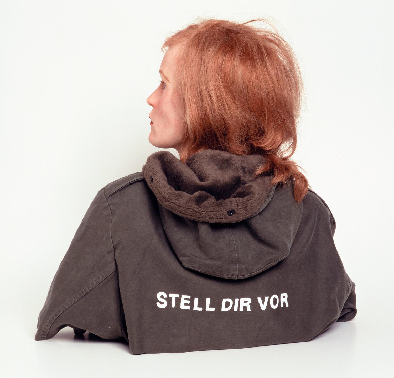 Rosemarie Trockel, photo VG Bild-Kunst Bonn 2011