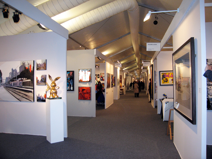 Ambiance Art Élysées 2010.