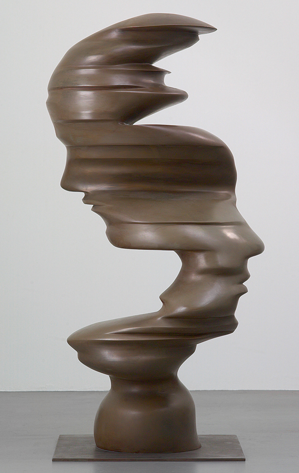 Tony Cragg, photo Georg Kipp