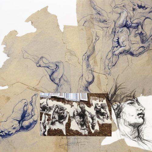 Ernest Pignon-Ernest et Galerie Lelong