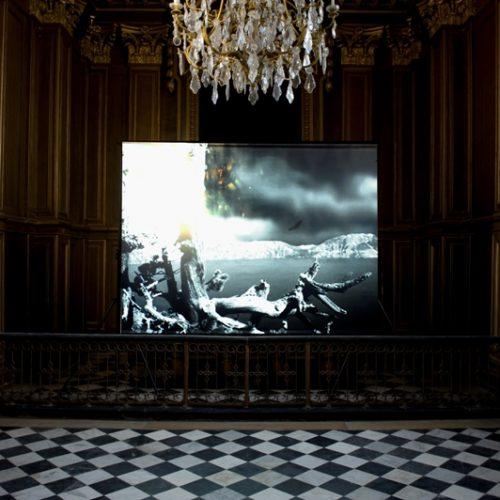 Hugues Reip courtesy galerie du Jour agnès b.
