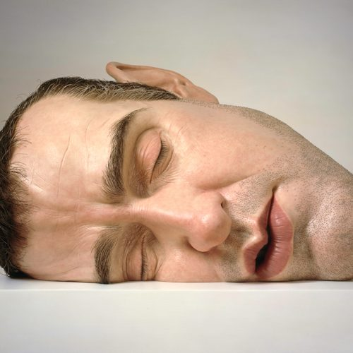 Private Collection © Ron Mueck courtesy Anthony d'Offay, London