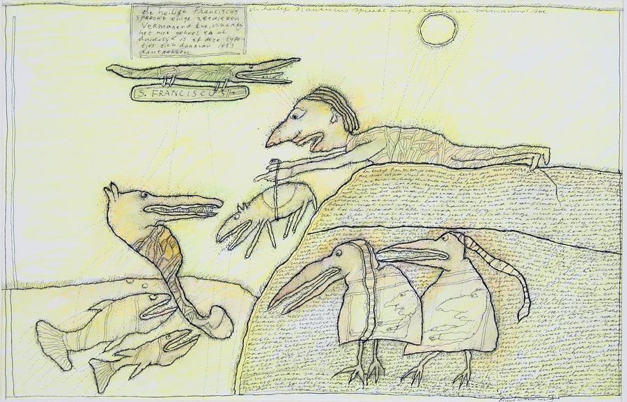 Huub Niessen, courtesy Musée de la Création Franche