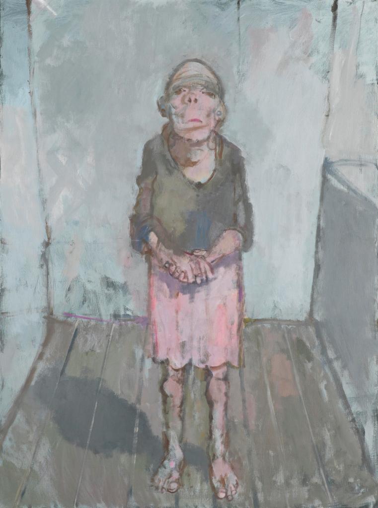 Jean Rustin courtesy galerie Raison d'Art, Lille