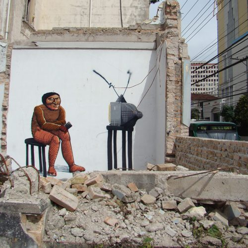 Nunca, courtesy galerie Le Feuvre