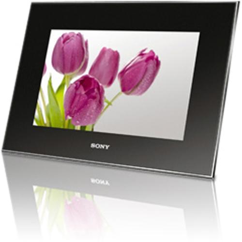 Sony |Cadre photo numérique@ avec écran LCD 10″, sortie HDMI.|