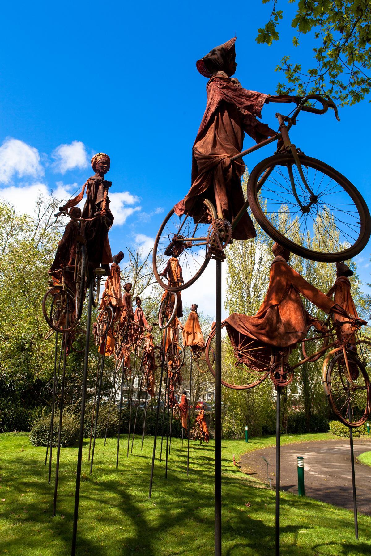 Guy Lorgeret, courtesy Jardin des Arts 2012