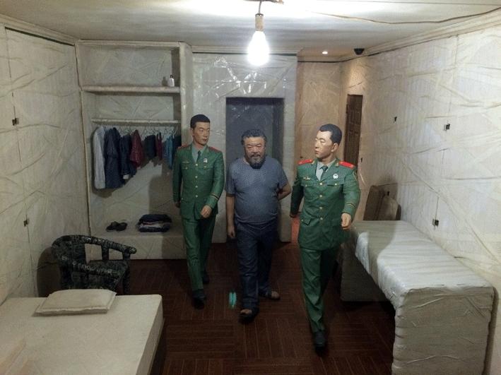 Ai Weiwei, photo MLD