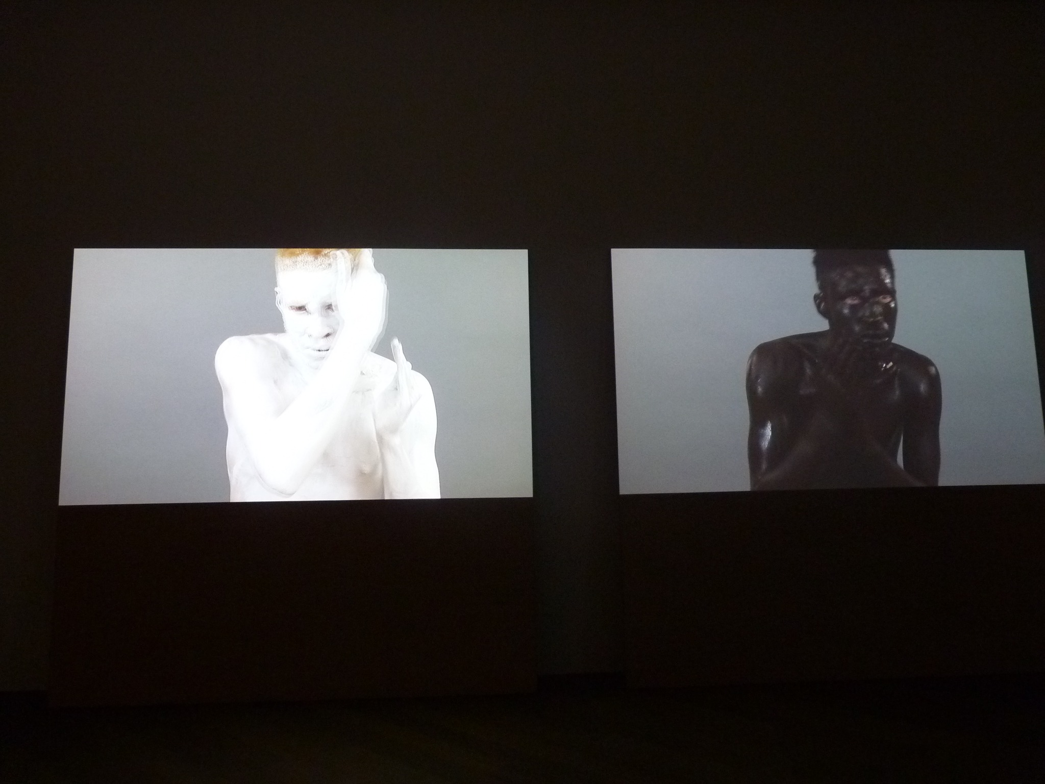 Change the Scenario@(Conversation with Bruce Nauman), avec Shaun Ross