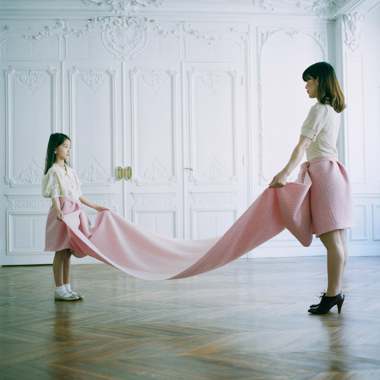 Lucie Belarbi et Amélie Chassary