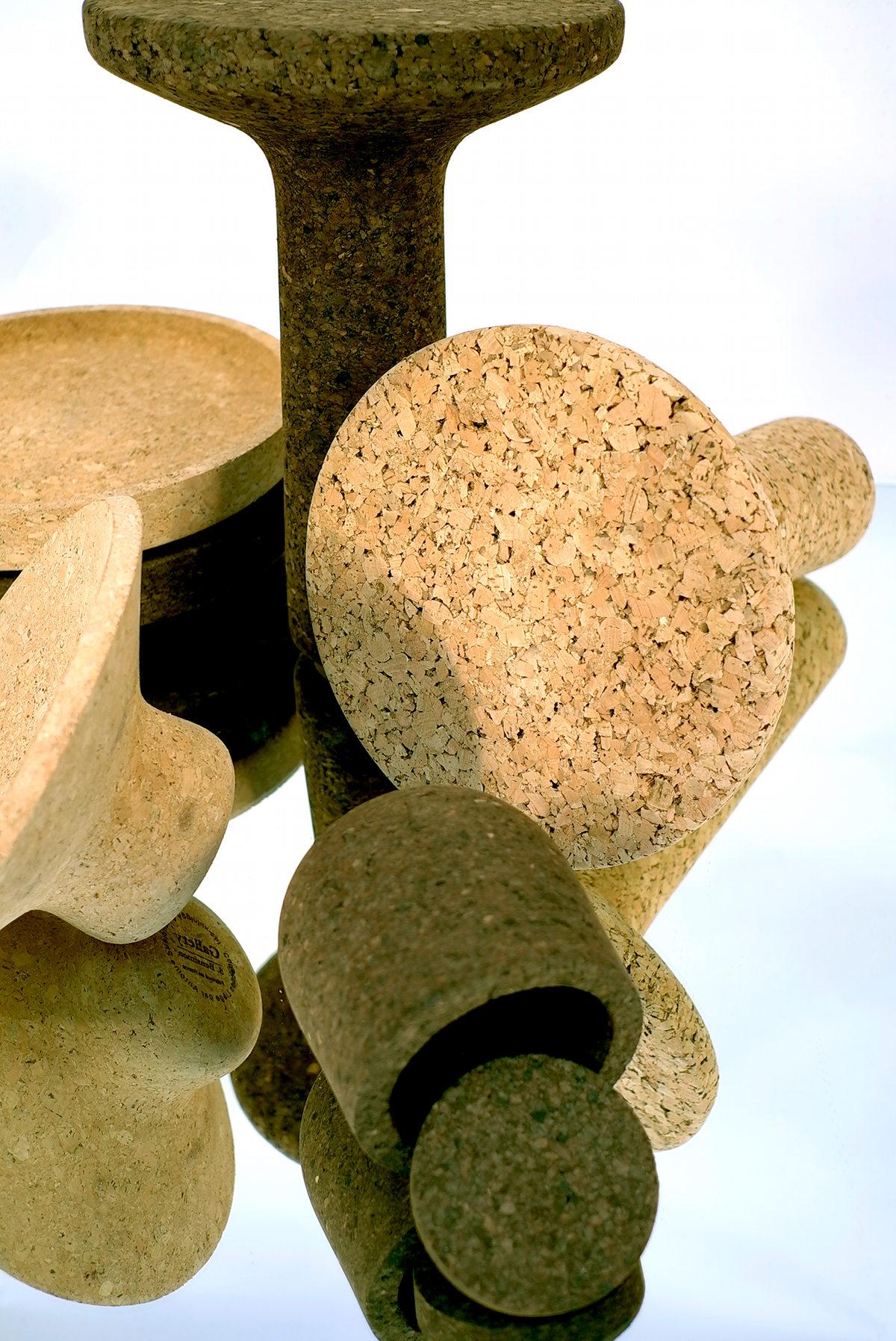 Série Cork&Craft (détail)