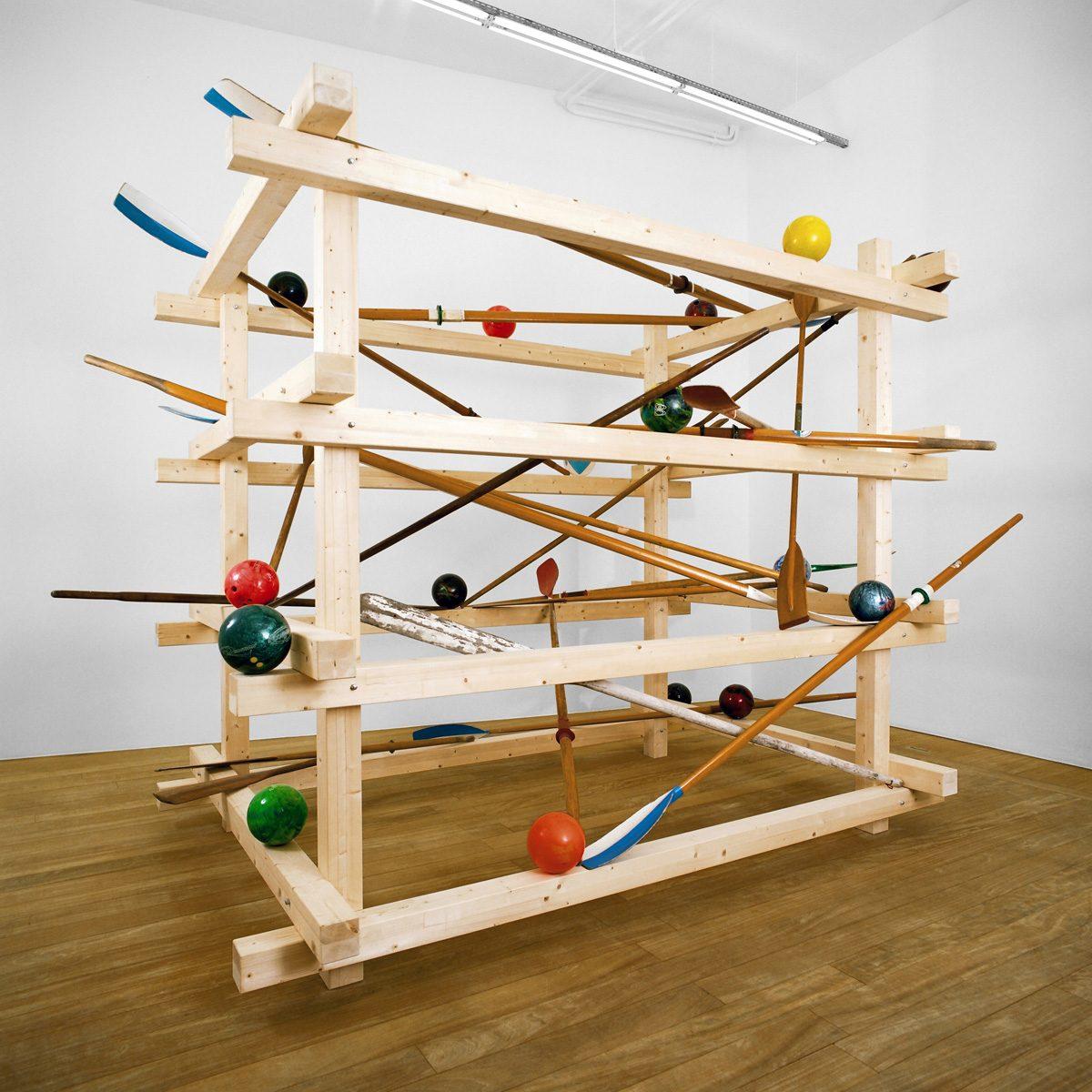 Delphine Coindet courtesy Galerie Laurent Godin, Paris.