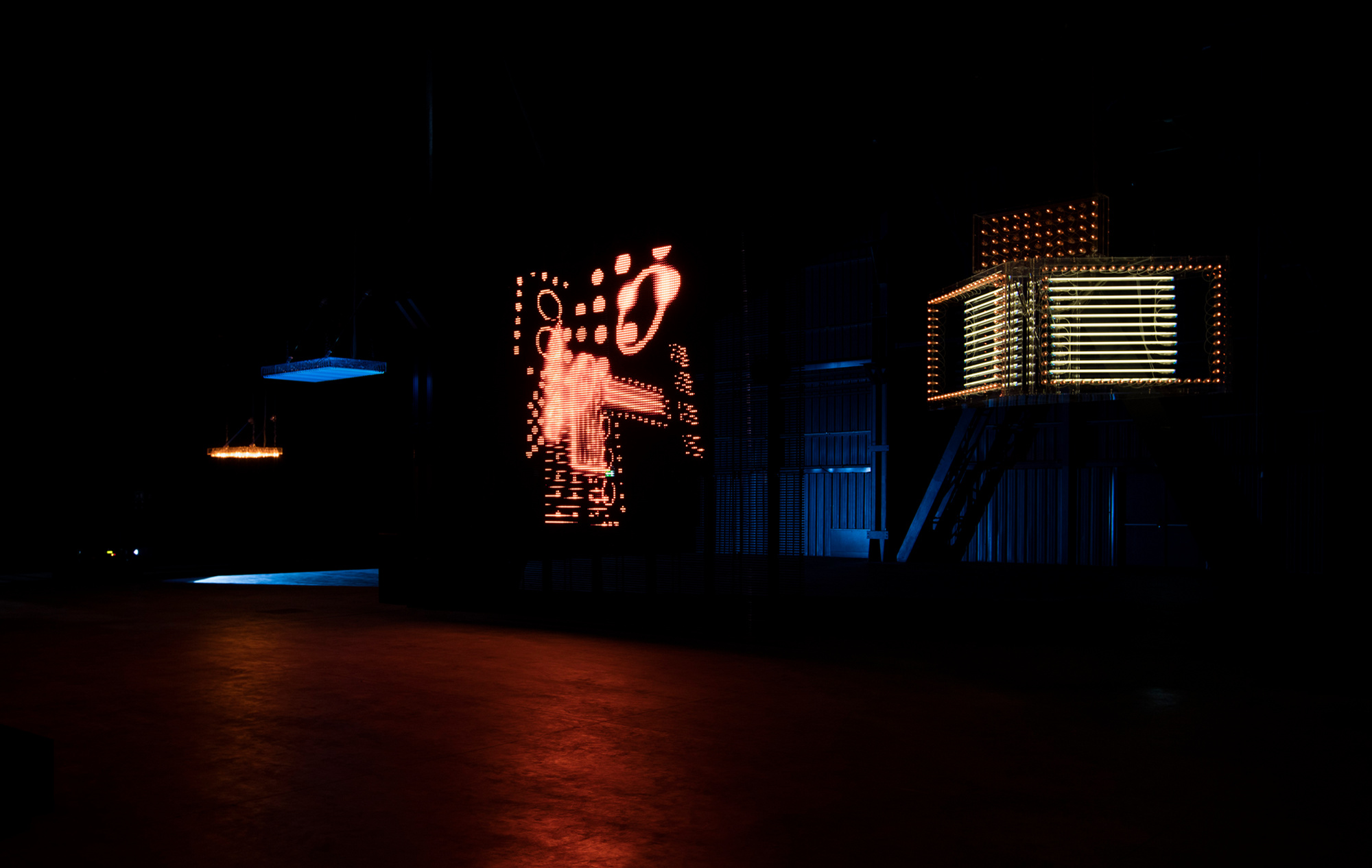 Philippe Parreno, photo Andrea Rossetti courtesy Fondation HangarBicocca