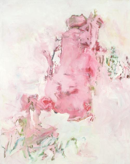 Déposition et démesure, ( 250 x 200 cm )