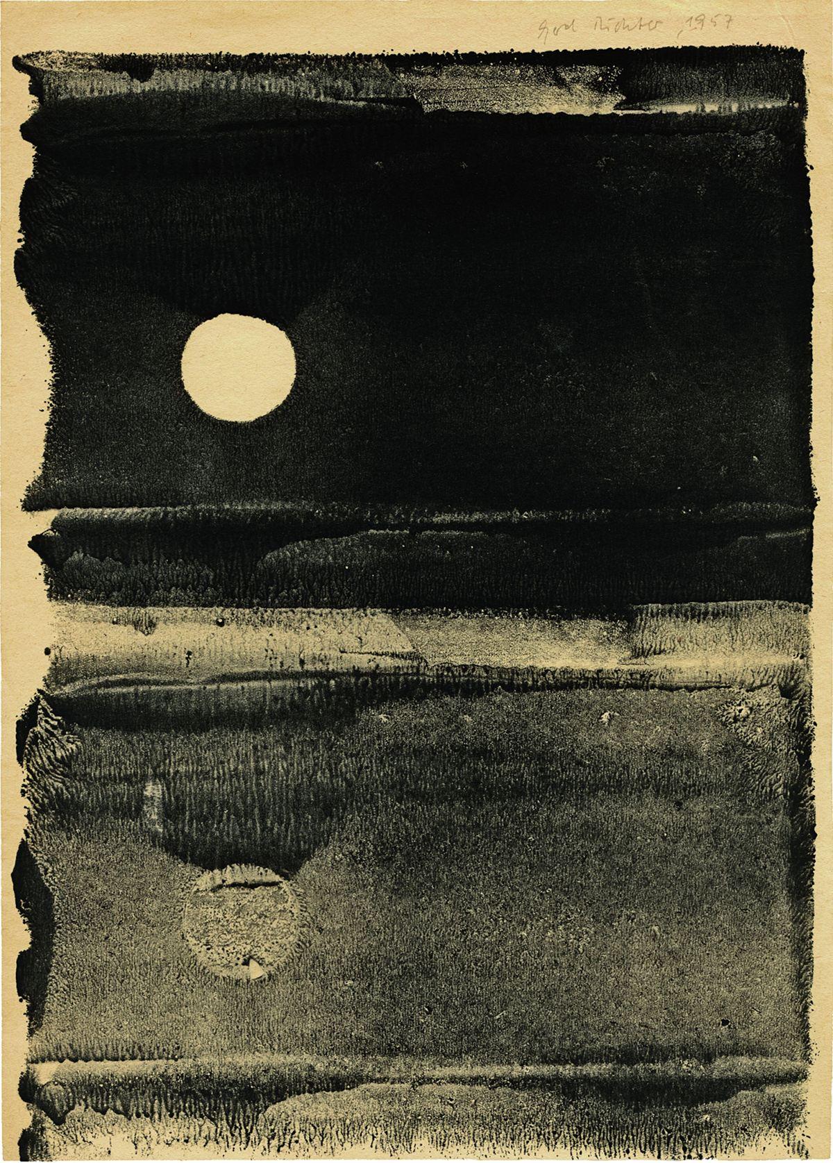 Gerhard Richter, courtesy Kunstmuseum Winterthur, ADAGP