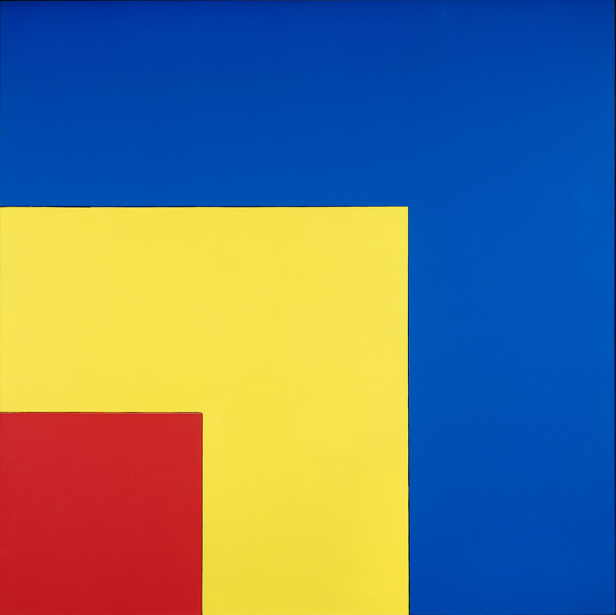 Ellsworth Kelly, courtesy Fondation Maeght