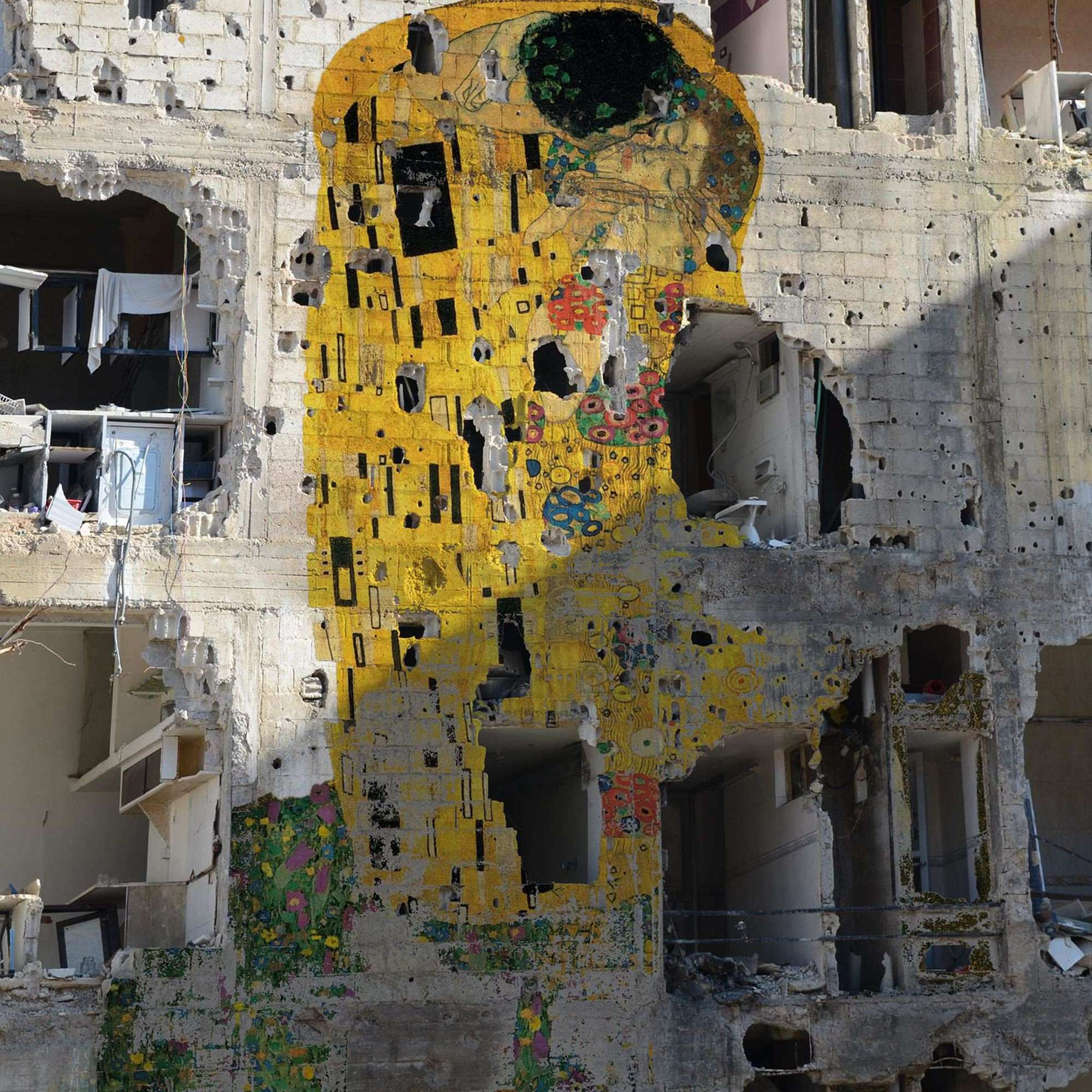 Tammam Azzam courtesy Ayyam gallery