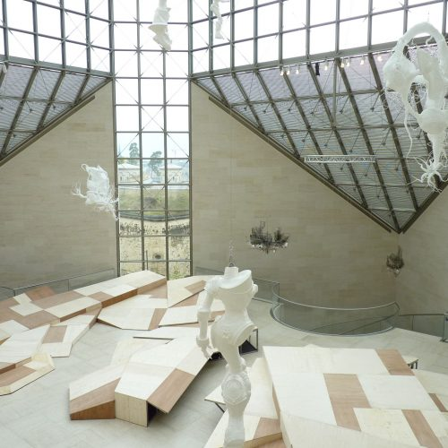 Lee Bul, photo S. Deman