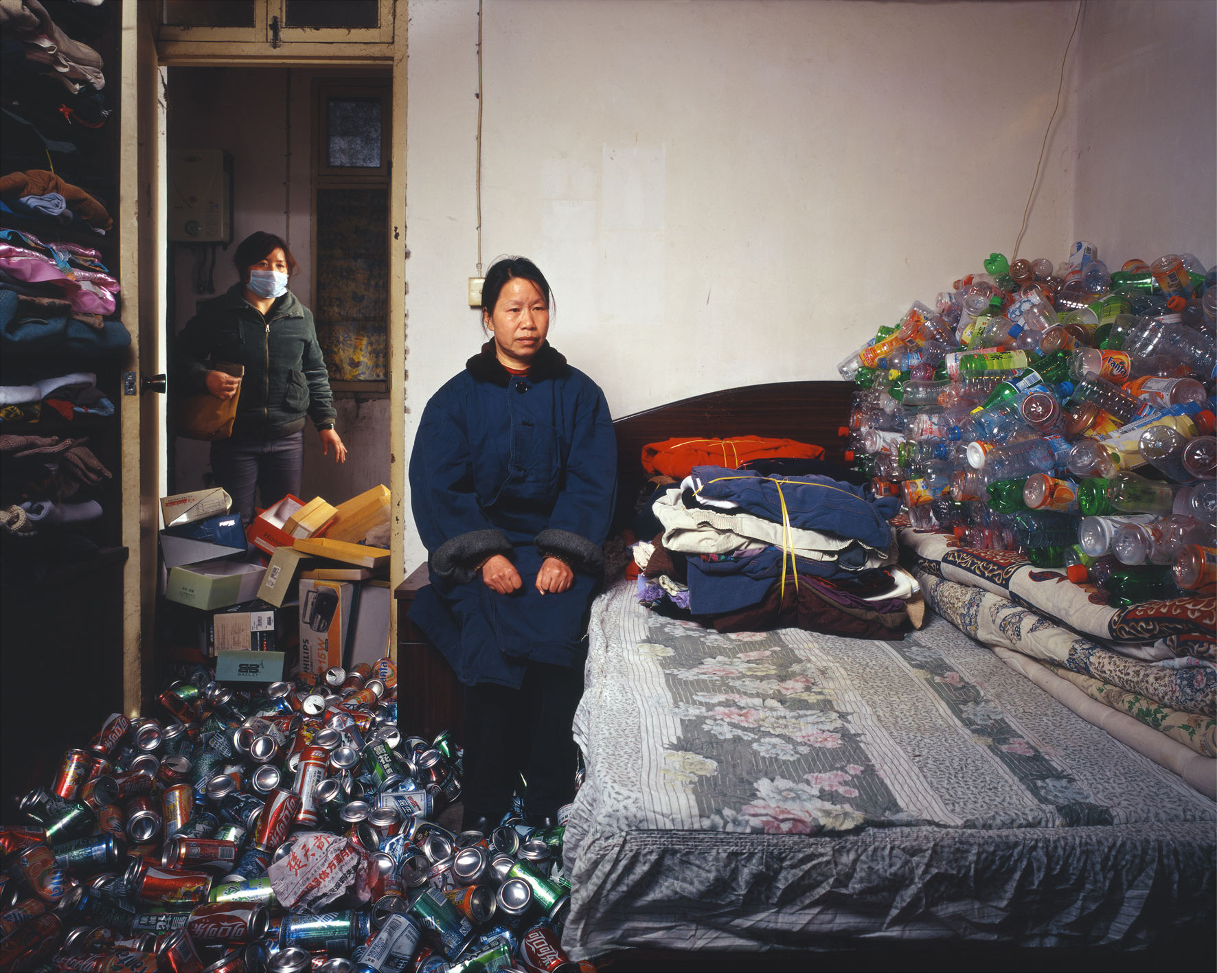 Li Yu & Liu Bo, courtesy ON gallery