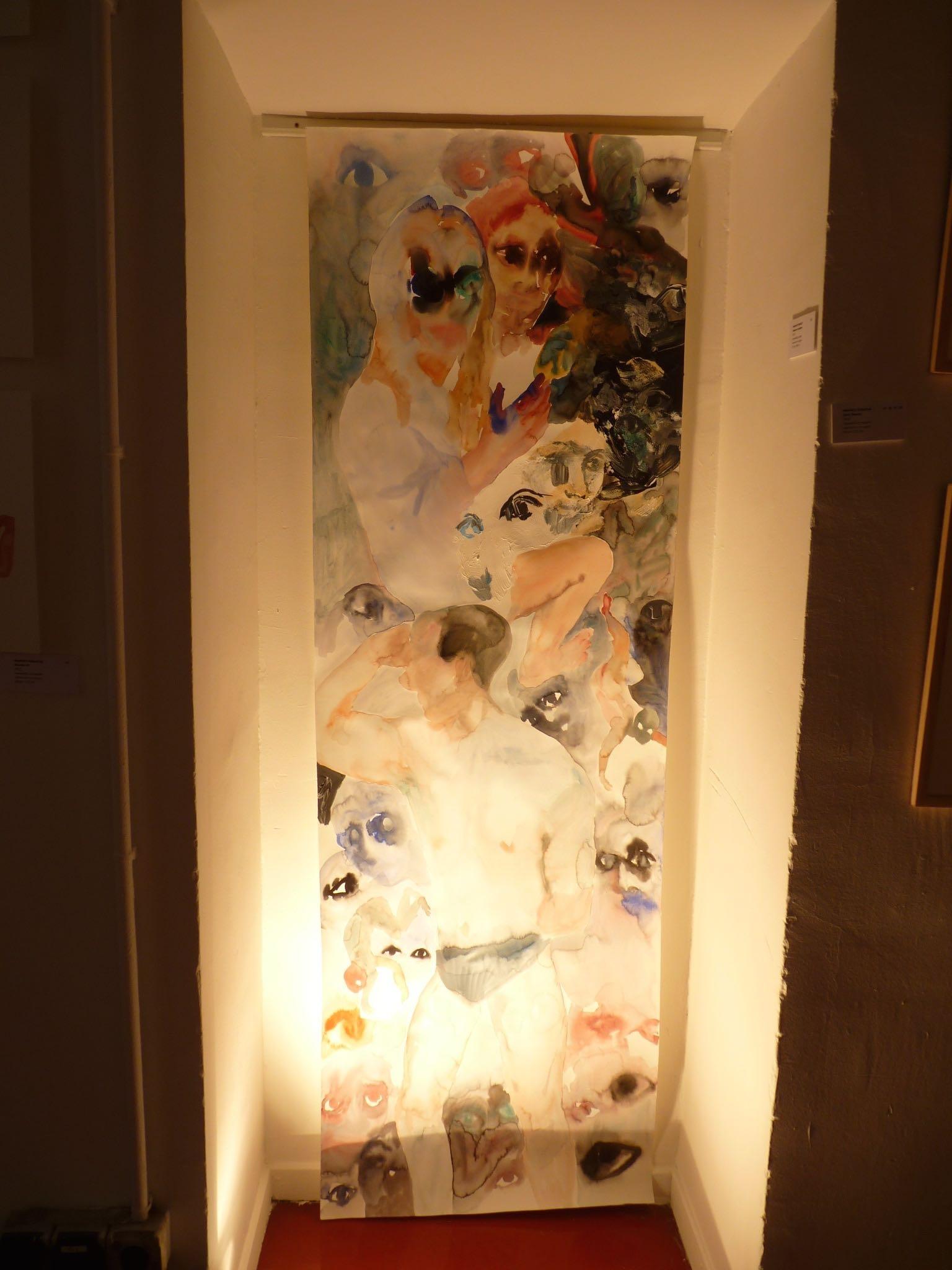 Makiko Furuichi, courtesy galerie 3e parallèle