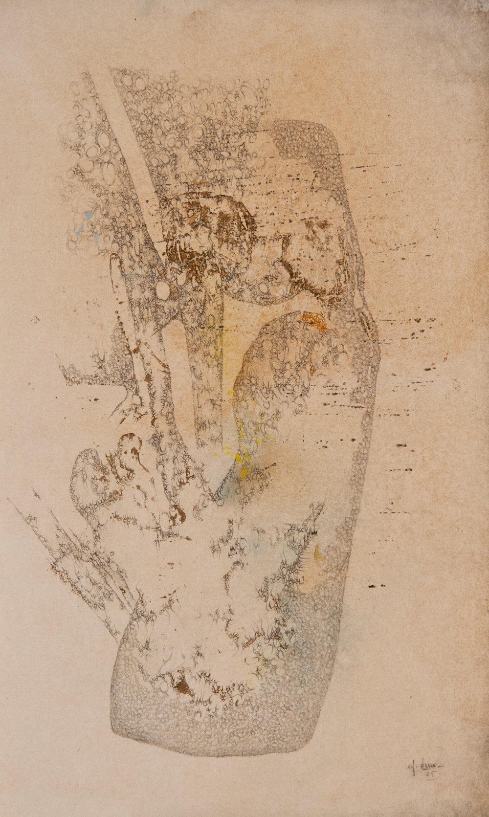 Fred Deux, courtesy galerie Margaron