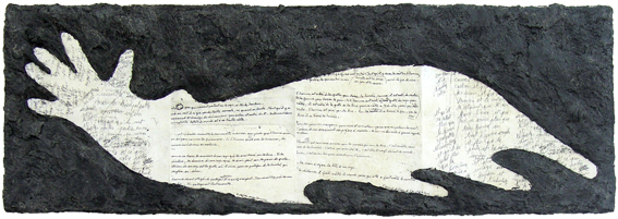Jean-Luc Parant courtesy galerie José Martinez