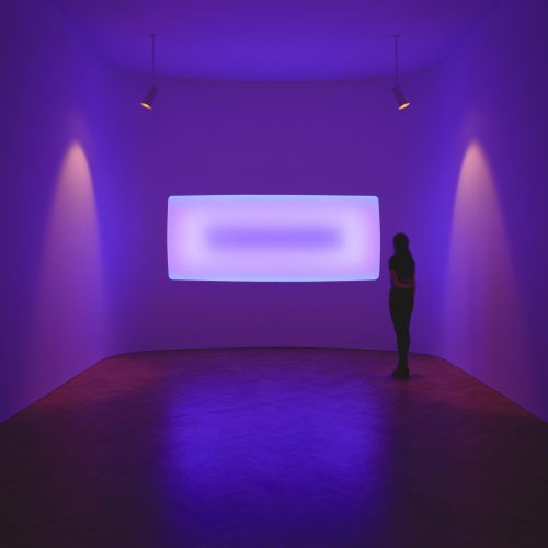 James Turrell, photo courtesy Pace Gallery