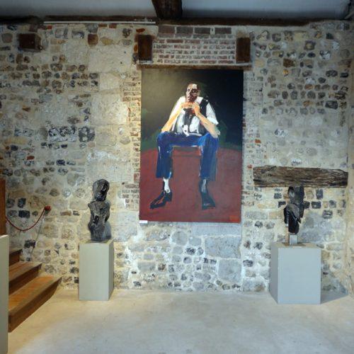 Gosti, Serge Labégorre, courtesy galerie Danielle Bourdette Gorzkowski