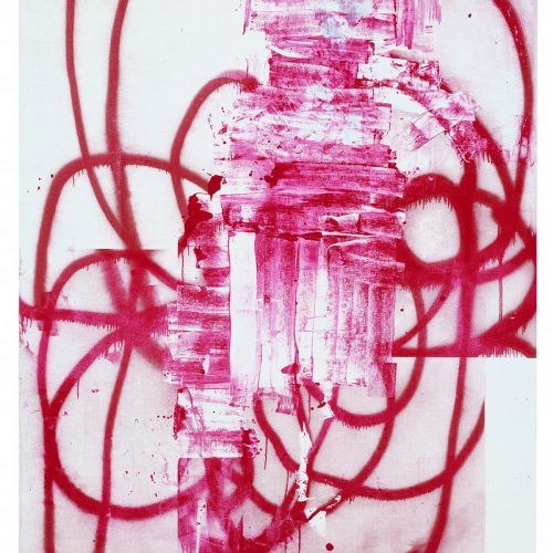 Christopher Wool, courtesy galerie Luhring Augustine, New York