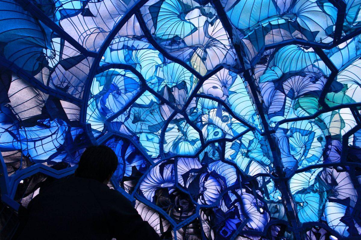 Yin Xiuzhen, courtesy Pace gallery (Beijing)