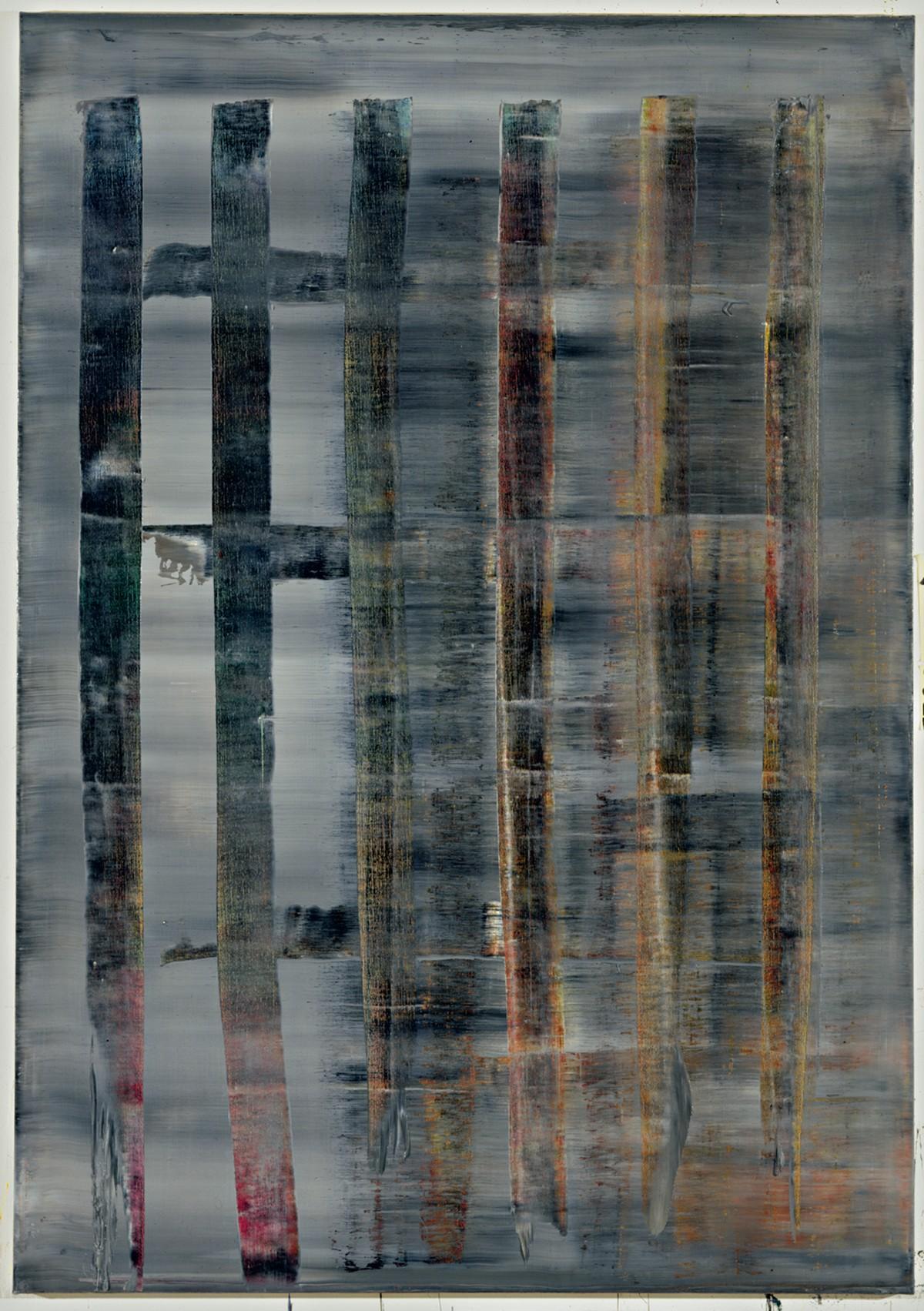 Gerhard Richter, courtesy Kunstmuseum Winterthur
